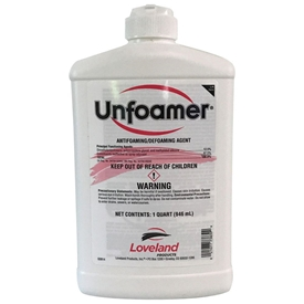 Unfoamer Antifoaming, Defoaming Agent, Loveland Products