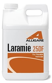 Laramie 25DF Dry Flowable Herbicide, Alligare