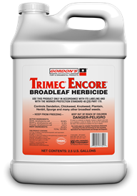 Trimec Encore Broadleaf Herbicide, PBI Gordon