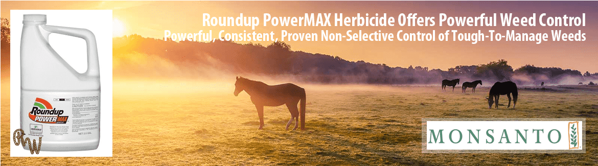 Roundup Powermax Herbicide, Monsanto, Ranch Wholesale