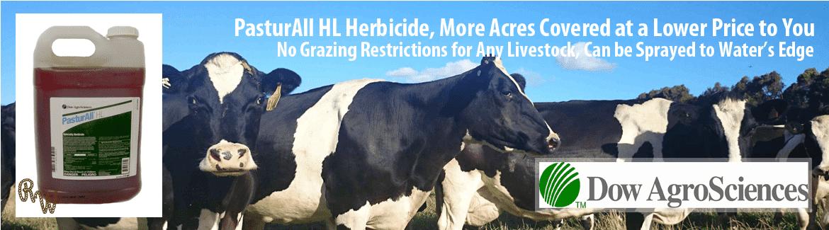 PasturAll HL Herbicide, DOW AgroSciences, Ranch Wholesale