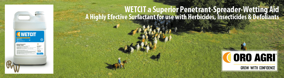 WETCIT Surfactant Banner